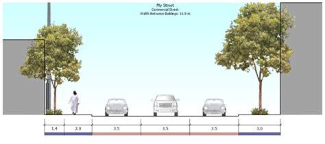 how wide is a sidewalk image gallery sidewalk width