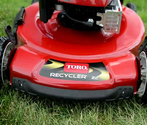 personal pace electric start lawn mower toro
