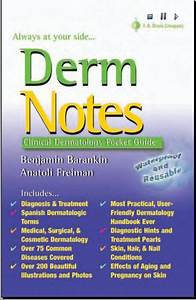 Derm Notes Dermatology Clinical Pocket Guide  Pdf