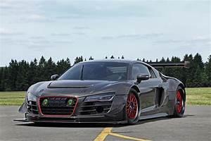 Audi R8 V10 Plus : recon mc8 is a 950ps rwd carbonfiber bodied audi r8 v10 plus ~ Melissatoandfro.com Idées de Décoration