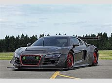 RECON MC8 Is A 950PS, RWD, CarbonfiberBodied Audi R8 V10 Plus