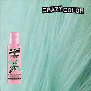 crazy color colour hair dye semi permanant ml