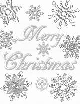 Coloring Christmas Printable Pages Adults Merry Adult Sheets Unclutteredsimplicity Printables Stuff Books Cards sketch template