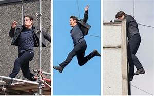 Mission: Impossible 6 on hold after Tom Cruise breaks ...