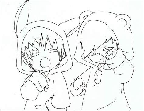 Kei And Keitaro Chibi By Mannequin-murder On Deviantart