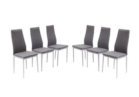 chaise grise pas cher chaise grise salle a manger pas cher le monde de léa
