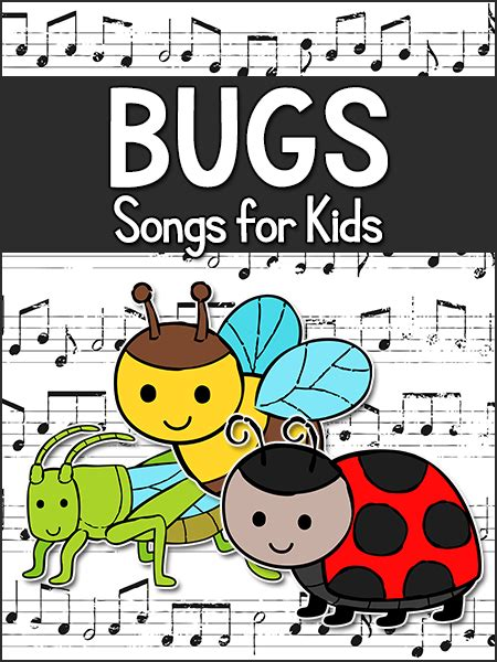 songs about bugs amp insects pre k preschool 348 | bugs songs