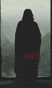 Always Snape | Severus snape fanart, Harry potter fan art ...