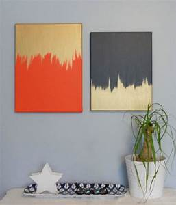 Creative ways to diy your own wall art brit co