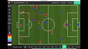9v9 Formation 1-2-3-2-1 Part 1  Pfs