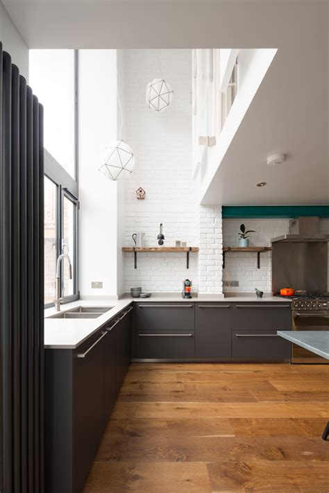 high kitchen   architects archdaily