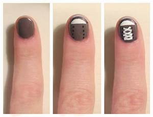 Lovely Step by Step Nail Tutorials