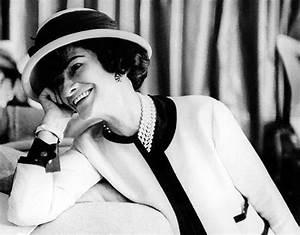 Coco Chanel Bilder : coco chanel biography fashion facts ~ Cokemachineaccidents.com Haus und Dekorationen