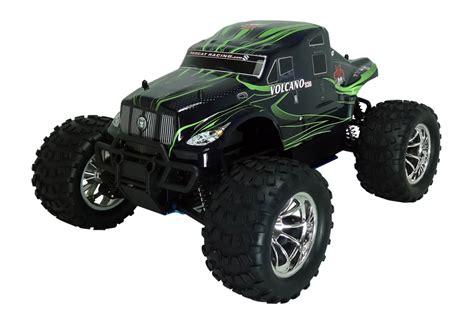 nitro monster truck rc redcat racing volcano s30 1 10 scale nitro monster truck