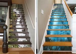 Escalier Sweet Home 3d : la meilleure d coration pour escaliers ces autocollants ~ Premium-room.com Idées de Décoration
