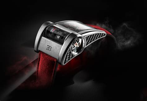Better yet, it actually runs. Parmigiani Bugatti Type 390 Watch | aBlogtoWatch