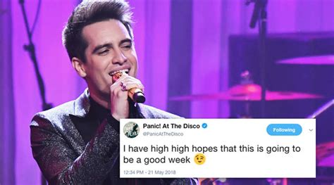 Panic! At The Disco Are About To Drop A New Single And