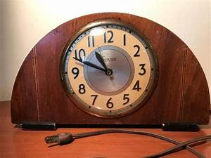 Sessions Electric Clocks
