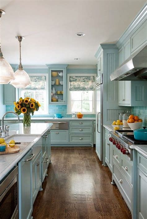 fun kitchen cabinet colors 80 cool kitchen cabinet paint color ideas noted list
