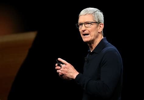 Who Is The New Apple Ceo Tim Cook?