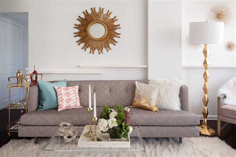 decorate  small living room   ways