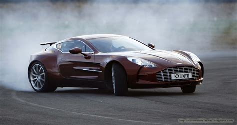 Automobile Trendz Aston Martin One 77 Wallpaper