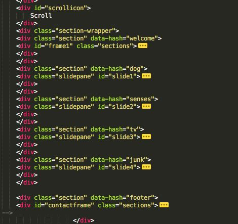 jquery scrolling div jquery scroll to the next div on button click stack