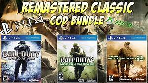What The Next COD Should Be Classic Call Of Duty Bundle