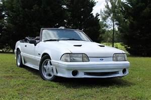 89 Ford Mustang convertible GT â ï¸ No reserve