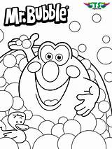 Coloring Pages Bubble Fun Bath Mr Colouring 3d Bubbles Printable Toddlers Quiver Sheets Pig Adult Adults 2nd Olds Preschool Graders sketch template