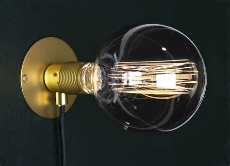 frama kit wall light small 216 12 cm brass by frama