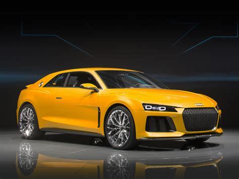 2017 Audi Sport Quattro Concept
