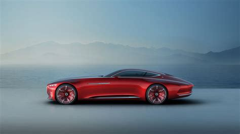 vision mercedesmaybach  concept car mercedes benz