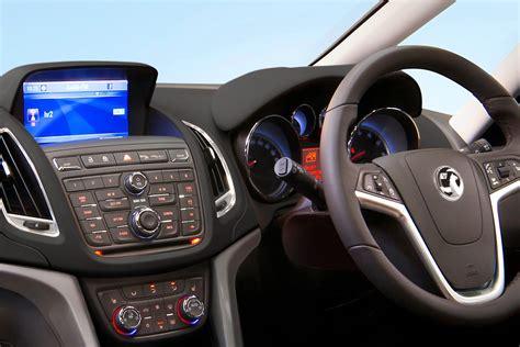 Opel Zafira Interior by Car Gallery Opel Zafira Tourer Review