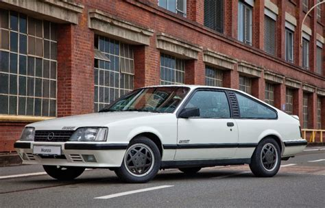 Opel Monza by Riwal888 New Four Decades Of Top Design Opel
