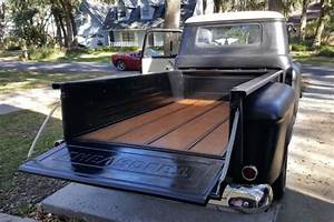 1955 Chevy 3100 Series Pickup For Sale