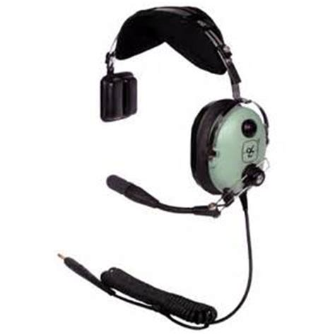 David Clark Headset Microphone Single Ear