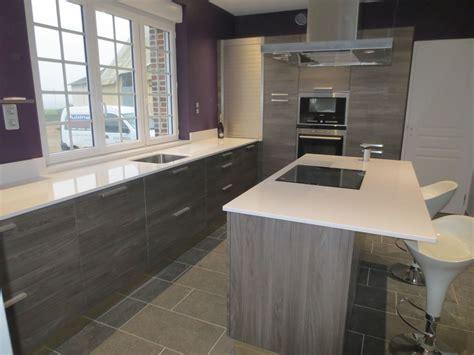 et cuisine home cuisine gris et bois inspirations et cuisine gris blanc et bois des photos nadiafstyle