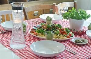 Italienische Deko Ideen : warmer nudelsalat mit italienischem gem se und kapern ~ Lizthompson.info Haus und Dekorationen