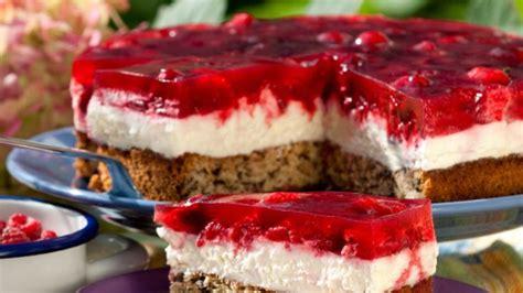 himbeer mascarpone torte rezept kuchen ohne backen