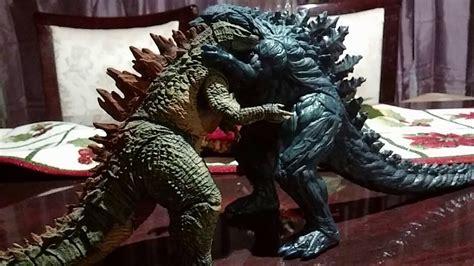 Godzilla Earth (2017) Vs Legendary Godzilla (2014)