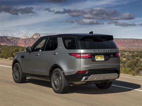 2018 Land Rover Discovery Review, Redesign, Engine
