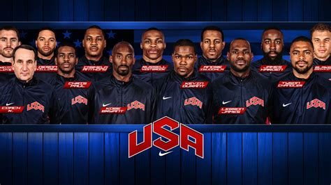 Sports Team Usa Nba Basketball Olympics Dream Team Olympic