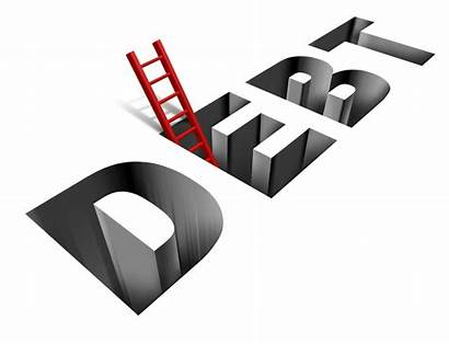 Debt Credit Problems Loans Hole