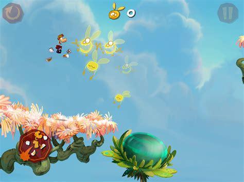 Review Rayman Jungle Run Rocket Chainsaw