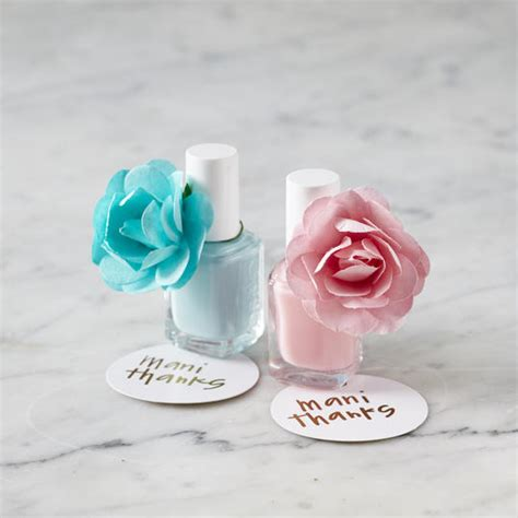 Ideas For Kitchen Themes - unbelievably cute baby shower favors you can make yourself southern living