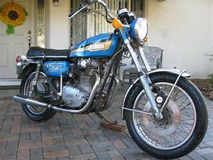 1973 Yamaha Xs650 Project No Reserve