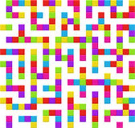 configuration sans joint de fond de labyrinthe infini