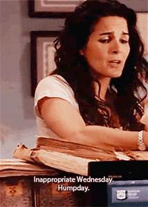 Rizzoli And Isles Hump Day GIF - Find & Share on GIPHY