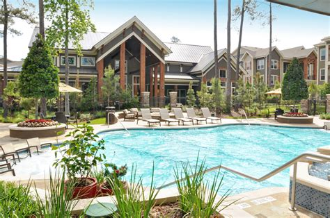 Woodlands Appartments by The Woodlands Lodge Apartments In Woodlands Tx In The